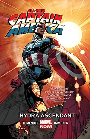 All-New Captain America Tome 1: Hydra Ascendant