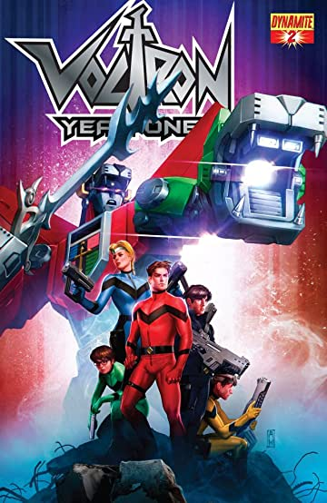 Voltron: Year One #2