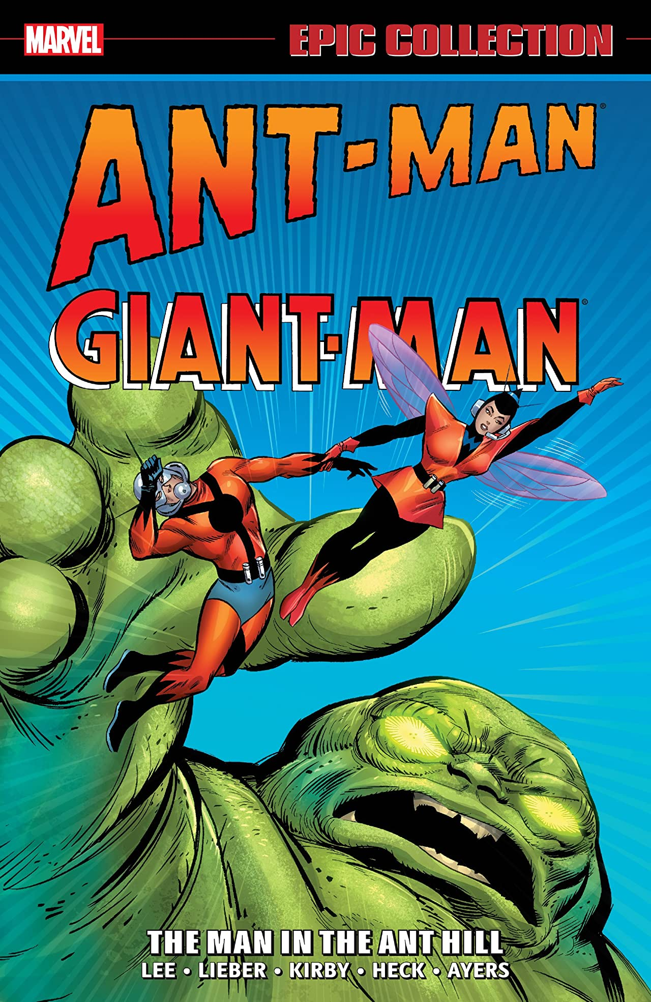 Ant-Man/Giant Man Epic Collection: The Man in the Ant-Hill
