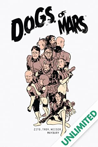Dogs of Mars: Collected Edition