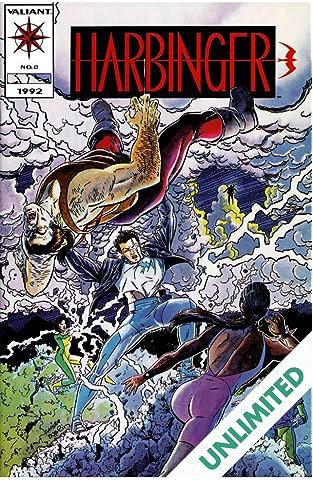 Harbinger (1992-1995) #0