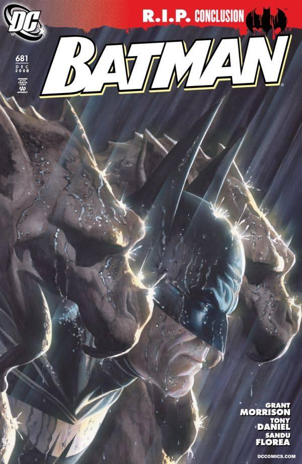 Batman (1940-2011) #681