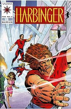 Harbinger (1992-1995) No.2