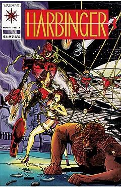 Harbinger (1992-1995) No.3