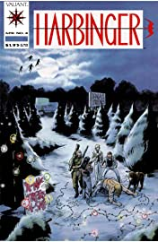 Harbinger (1992-1995) #4