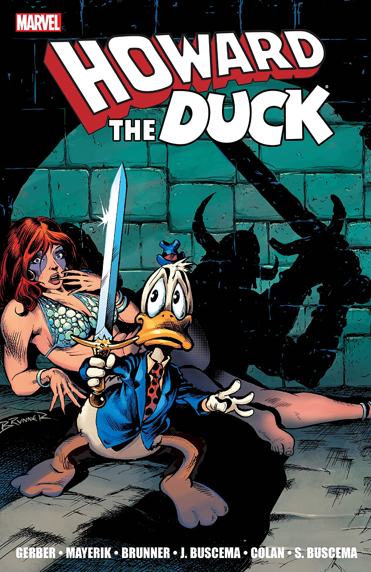 Howard The Duck: The Complete Collection Vol. 1