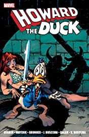 Howard The Duck: The Complete Collection Tome 1