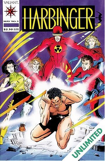 Harbinger (1992-1995) #5