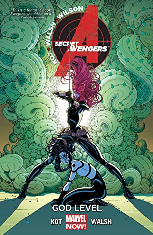 Secret Avengers Vol. 3: God Level