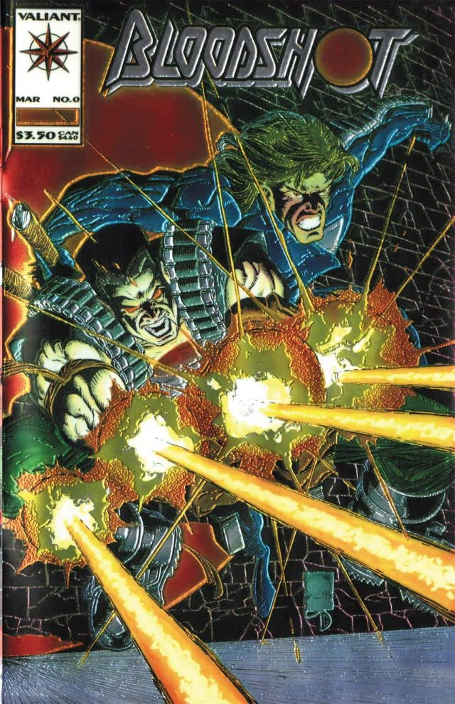 Bloodshot (1993-1996) #0