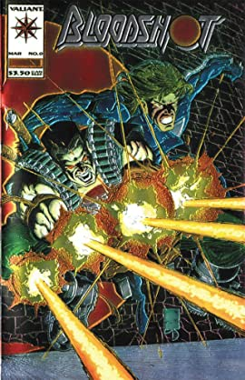 Bloodshot (1993-1996) No.0