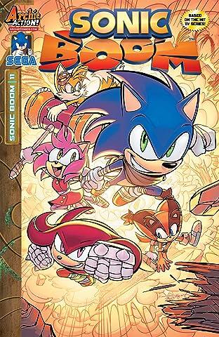 Sonic Boom #11