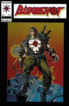 Bloodshot (1993-1996) No.1