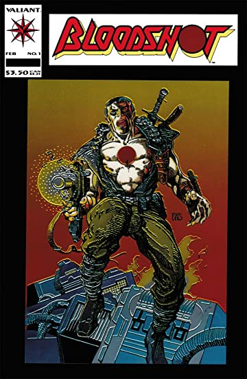 Bloodshot (1993-1996) #1