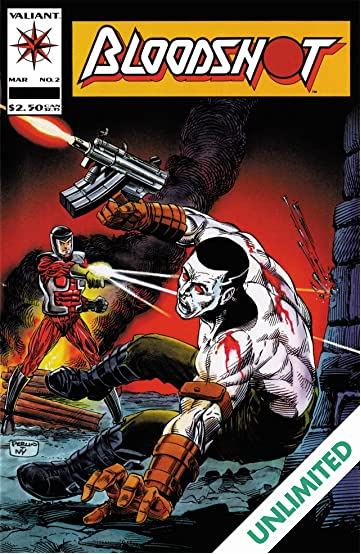 Bloodshot (1993-1996) #2