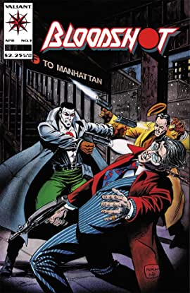 Bloodshot (1993-1996) No.3