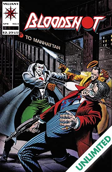 Bloodshot (1993-1996) #3