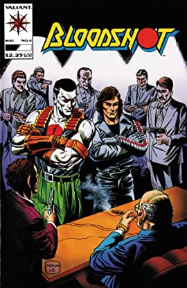 Bloodshot (1993-1996) No.4