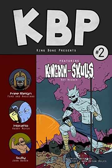 King Bone Presents #2