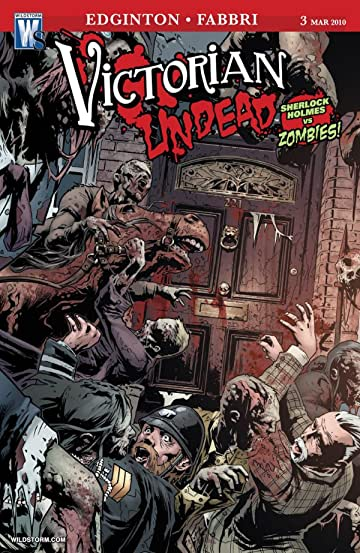 Victorian Undead #3 (of 6)