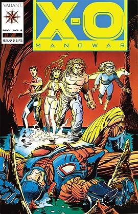 X-O Manowar (1992-1996) No.4