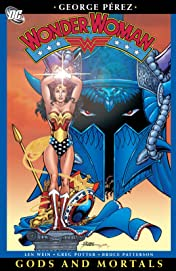 Wonder Woman (1987-2006) Vol. 1: Gods and Mortals