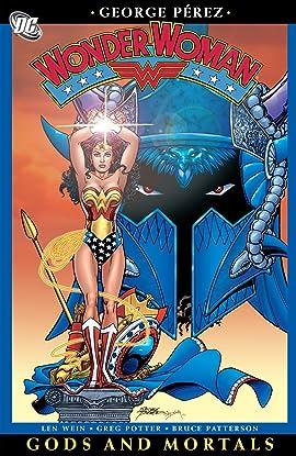 Wonder Woman (1987-2006) Vol. 1: Gods and Mortals