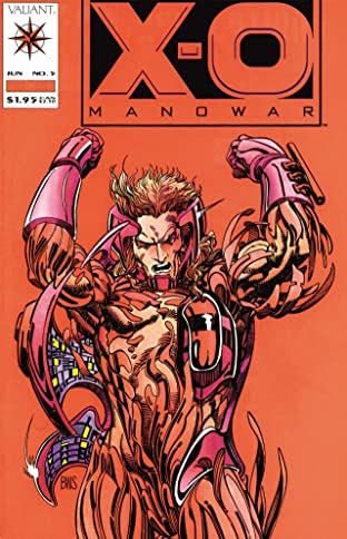 X-O Manowar (1992-1996) No.5