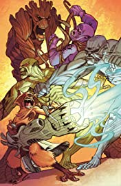 Guardians Team-Up (2015) #7