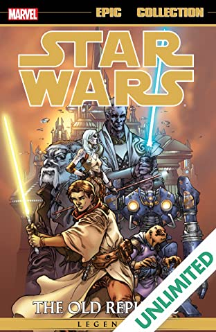 Star Wars Legends Epic Collection: The Old Republic Vol. 1
