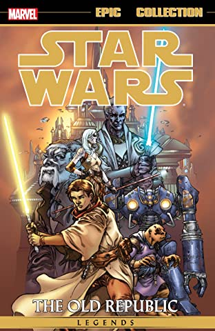 Star Wars Legends Epic Collection: The Old Republic Tome 1