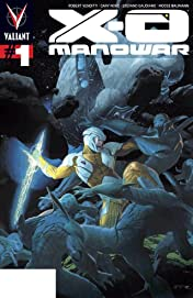 X-O Manowar (2012- ) #1: Digital Exclusives Edition