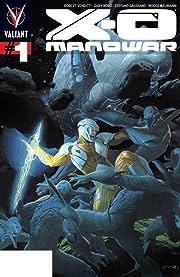 X-O Manowar (2012- ) #1: Digital Exclusives Edition