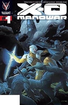X-O Manowar (2012- ) No.1: Digital Exclusives Edition