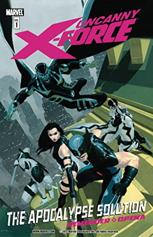 Uncanny X-Force Tome 1: Apocalypse Solution