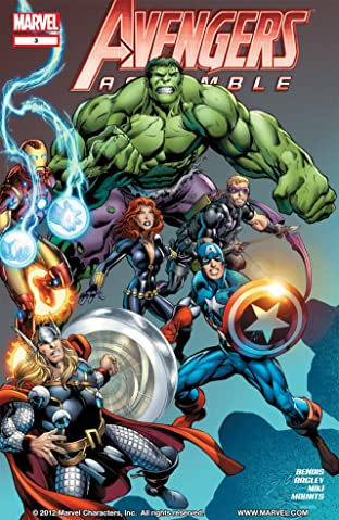 Avengers Assemble No.3