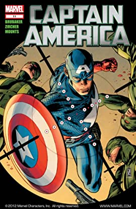 Captain America (2011-2012) No.11
