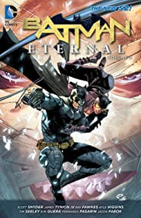 Batman Eternal (2014-2015) Vol. 2