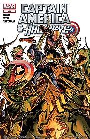 Captain America and Hawkeye #630