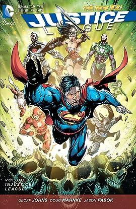 Justice League (2011-2016) Vol. 6: Injustice League