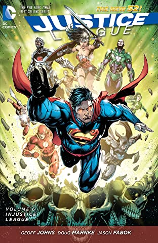 Justice League (2011-) Vol. 6: Injustice League