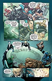 Justice League (2011-2016) Vol. 6: Injustice League