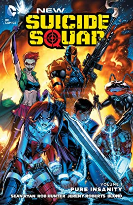 New Suicide Squad (2014-2016) Vol. 1: Pure Insanity