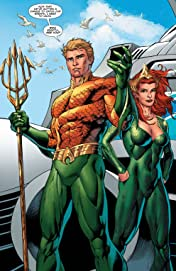 Aquaman and the Others Vol. 2: Alignment: Earth