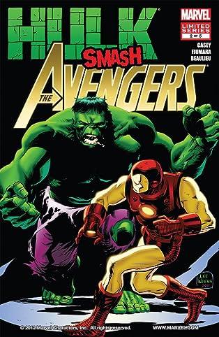 Hulk Smash Avengers #2 (of 5)