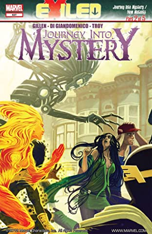 Journey Into Mystery (2011-2013) #637