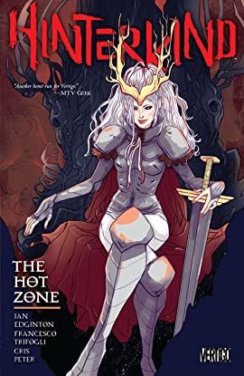 Hinterkind (2013-2015) Vol. 3: The Hot Zone