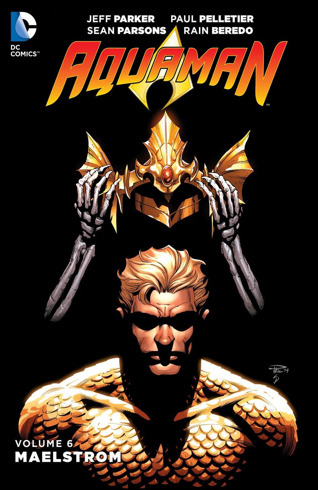Aquaman (2011-2016) Tome 6: Maelstrom