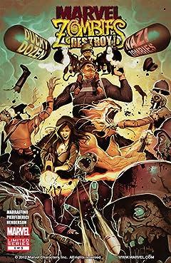 Marvel Zombies Destroy No.1 (sur 5)