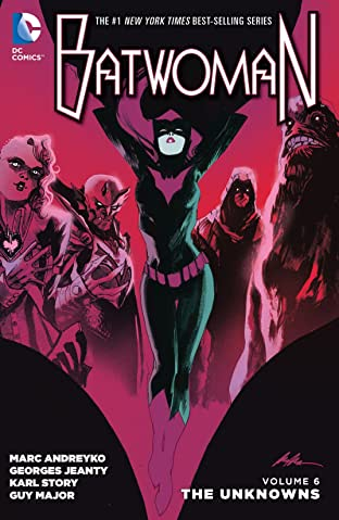 Batwoman (2011-2015) Vol. 6: The Unknowns